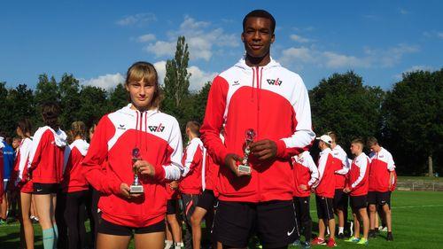 U16-Vergleich: Platz 3 für Team Württemberg